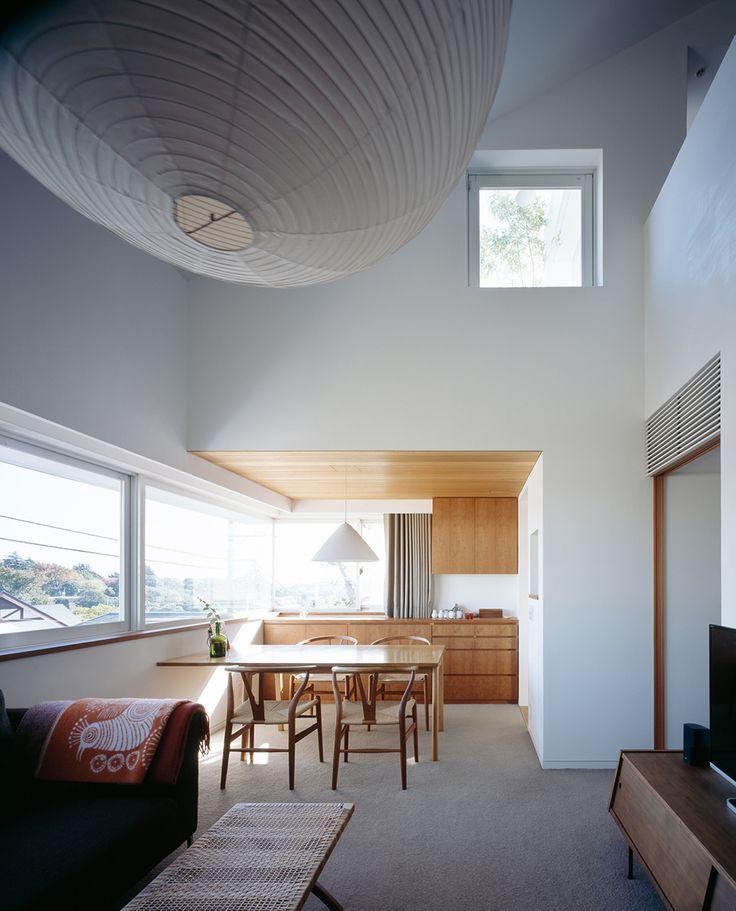 八島建築設計事務所 Yashima architect and associates   山手町の家 / Yamate house