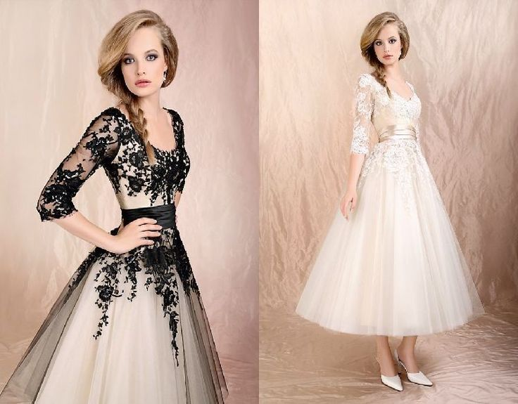 Black white wedding dresses ebay