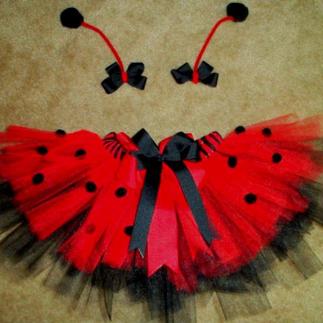 ladybug costume for ladybug birthday party?