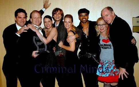 Elenco de Criminal Minds