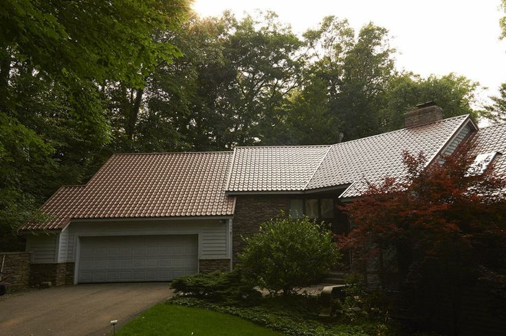 78 Best Ideas About Metal Roof Tiles On Pinterest Metal