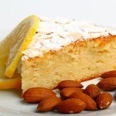 Zitronen-Mandelkuchen                                                                                                                                                                                 Mehr