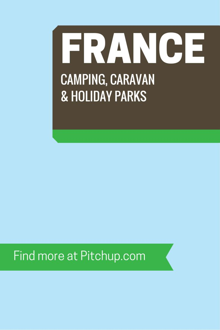 Heading to France? Oui oui! From the French châteaux and vineyards of the Loire Valley to the popular Pyrénées, prepare to say 'Ooh la la' more often than not. Explore our listings at   https://www.pitchup.com/campsites/france/