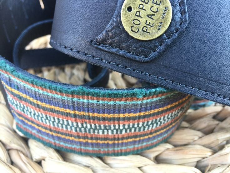 Guatemalan Fringe Limited Edition Guitar Strap Strap