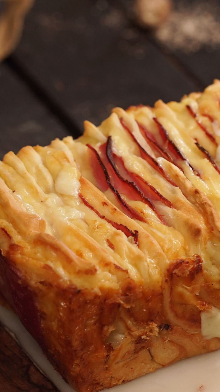 Croque Monsieur Pull Apart