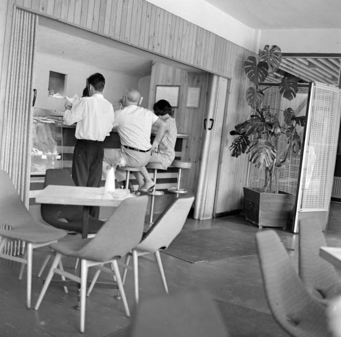 Danubius Hotel.