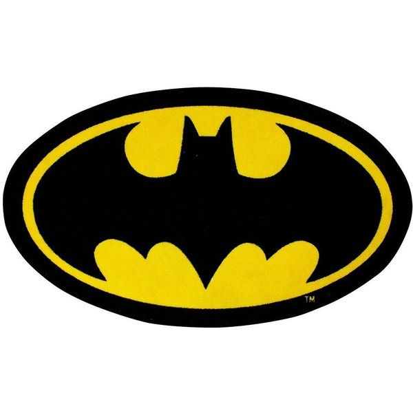Batman Cave Rug ($15) ❤ Liked On Polyvore Featuring Home, Rugs, Machine