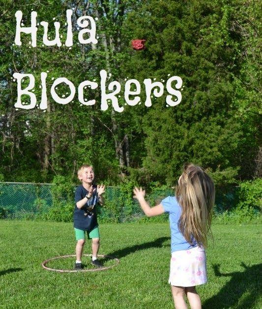 Come Together Kids: Hula Blockers