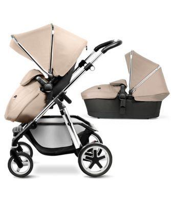 Silvercross pram on mothercare