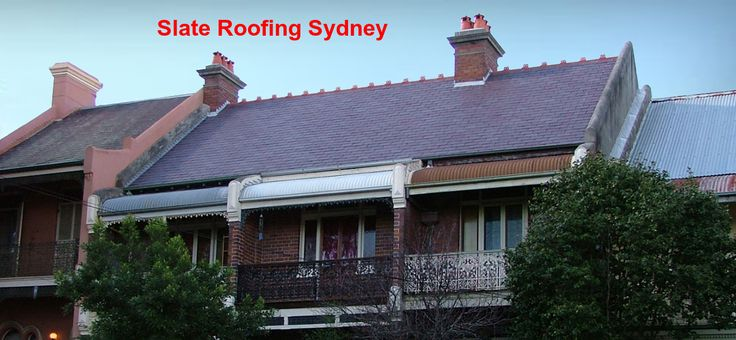 #Slate #Roofing is a typical service in recent days, which has become more popular for the purpose of ceiling our roofs and renovations at an affordable cost.