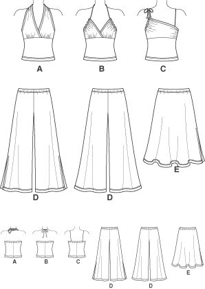 The 364 best My Patterns images on Pinterest | Sewing patterns ...