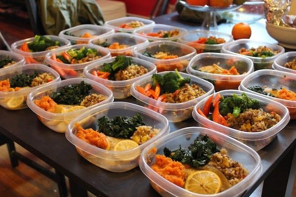 A College Girl's Guide to Healthy Eating... simple quick and healthy way to prep your meals for the entire week #hercampus                                                                                                                                                      More