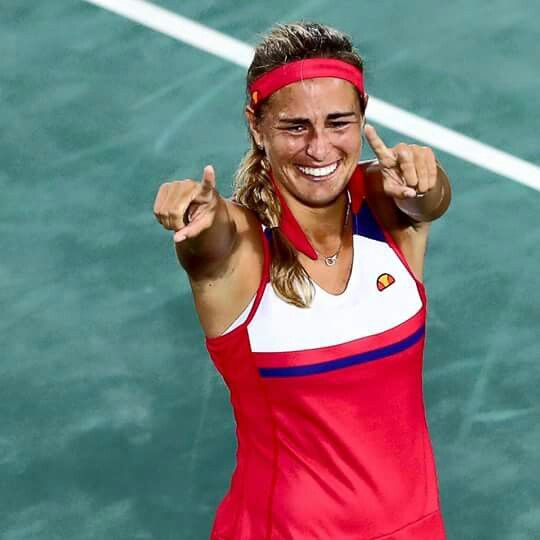 Monica Puig won the First Olympic Gold for Puerto Rico 2016