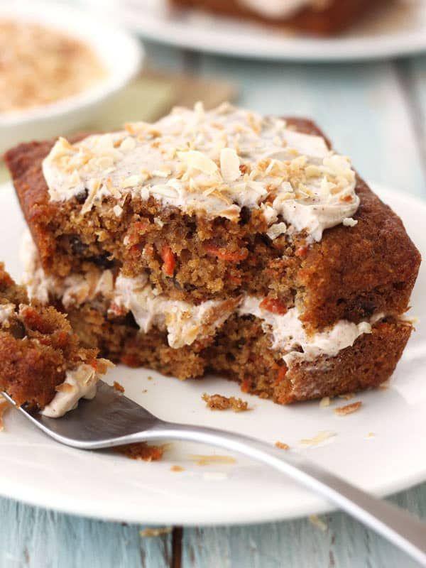 Toaster Oven Carrot Cake Recipe Dessert Recipes Carrot Cake