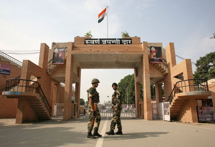 Wagah is also called wahga is a village which is located at district of lahore , punjab and pakistan