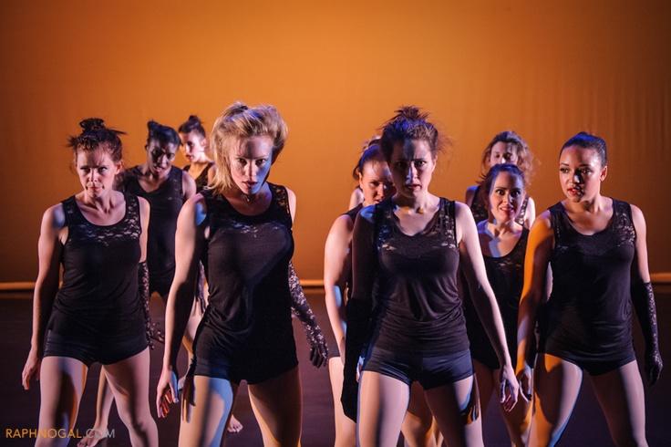 "Dance photography, live. Momentum Dance Toronto - ""Nostalgia"""