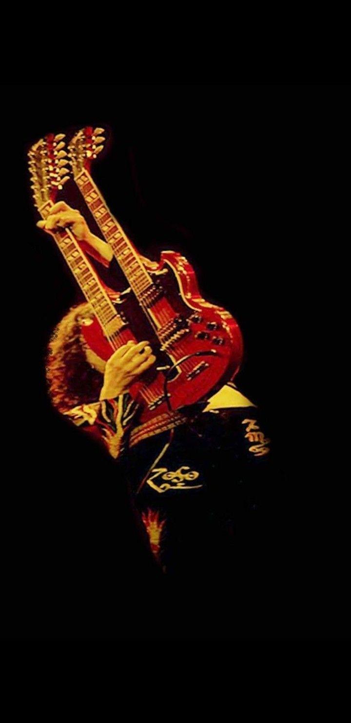 Led Zeppelin Jimmy Page Led Zeppelin Zeppelin Rock Legends
