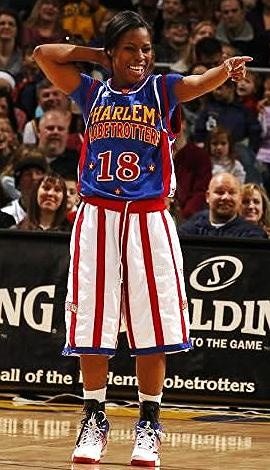 Looking for your TNT's #18 Harlem Globetrotters jersey?  Look no further and pick one up here!