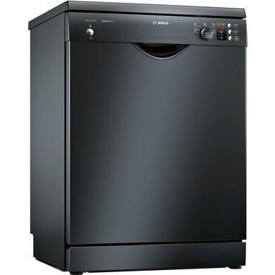Bosch SMS25AB00G 12 Place A++ Freestanding Dishwasher - Black