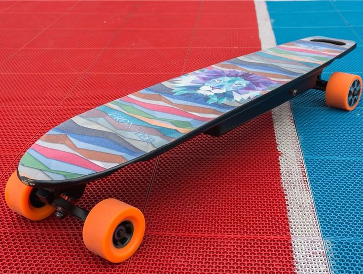 remote control skateboard