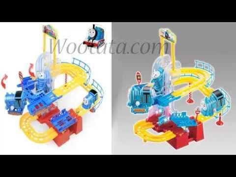 Mainan Kereta Thomas Friends Unik 360 Rotary Orbit Series
