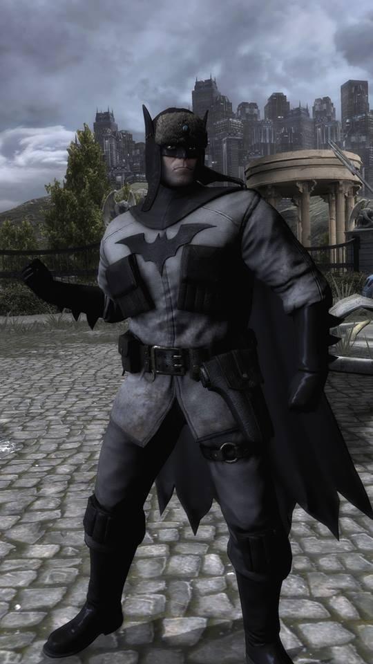 Batman Red Son Red Son Batman | Cospl...