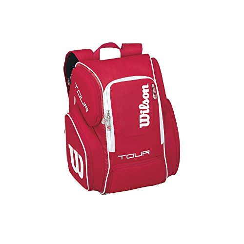 Wilson Racquet Sports Tour V Backpack >>> Click image for more details. Amazon Affiliate Program's Ads.