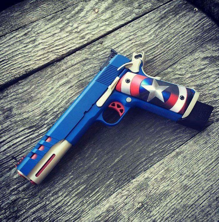 225 best tacticool images on pinterest hand guns for Americas best paint