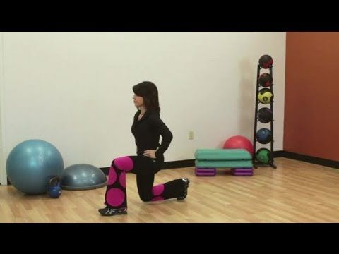 Exercises to Get Rid of Fat on Sides of Knee : Fitness Tips For Women