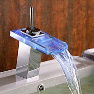 Кран-водопад со светодиодной подсветкой – USD $ 49.57