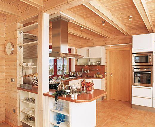 HONKA.sk|Fínske zrubové domy, montované drevené zrubové drevo domy, typy, zruby, drevenice, chaty