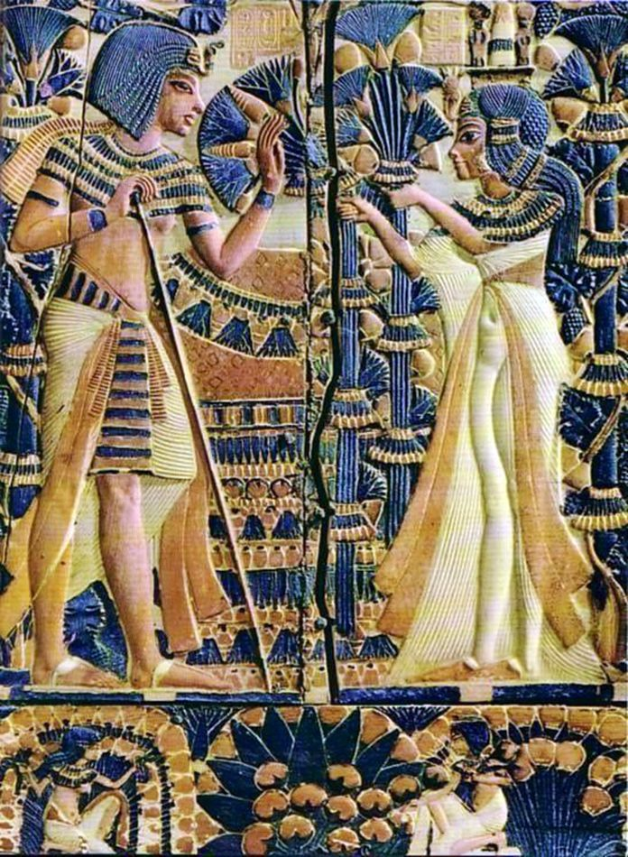 ancient kings with many wives dating