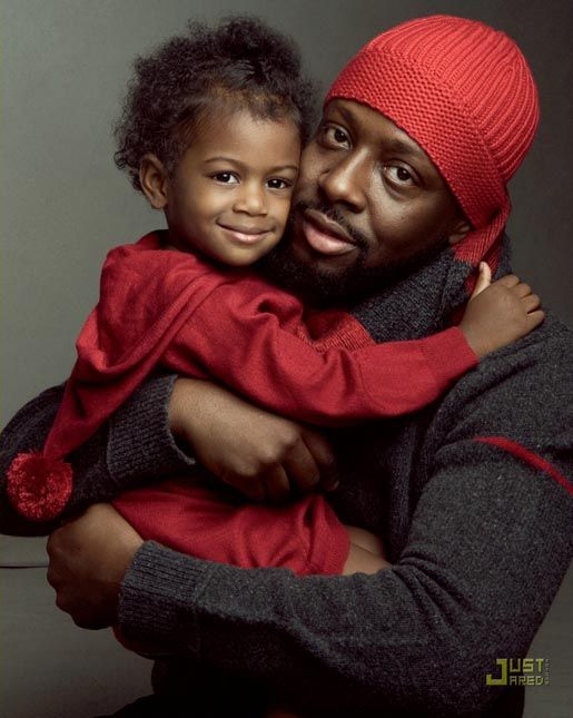 Wyclef Jean & Co. // by Annie Leibovitz for The Gap 2007