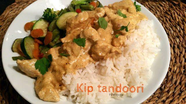 Ellouisa: Kip tandoori - foodblogswap