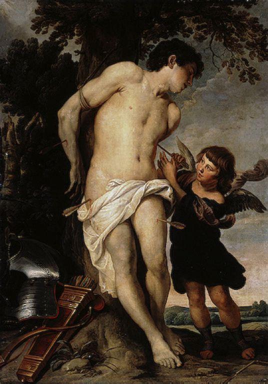 Gerard Seghers, Saint Sebastian, c. 1640-50