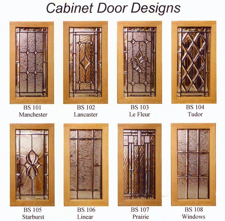 leaded glass cabinet doors - Google Search | Leaded Glass