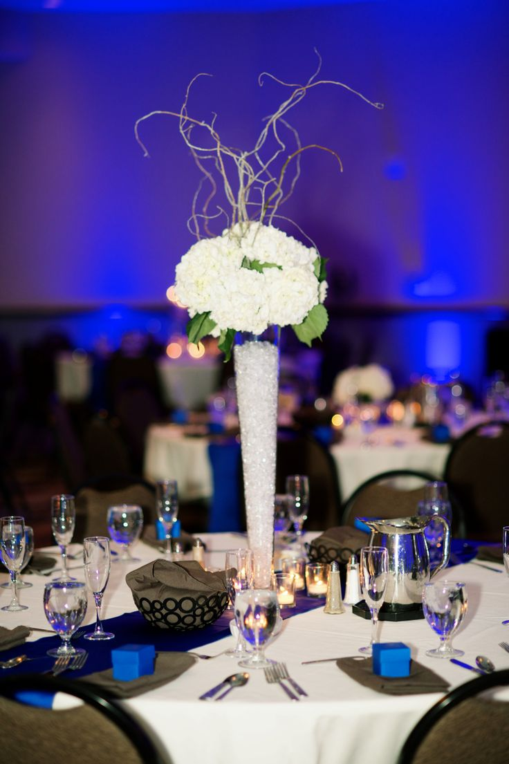 Royal Blue And Champagne Wedding Colors Champagne