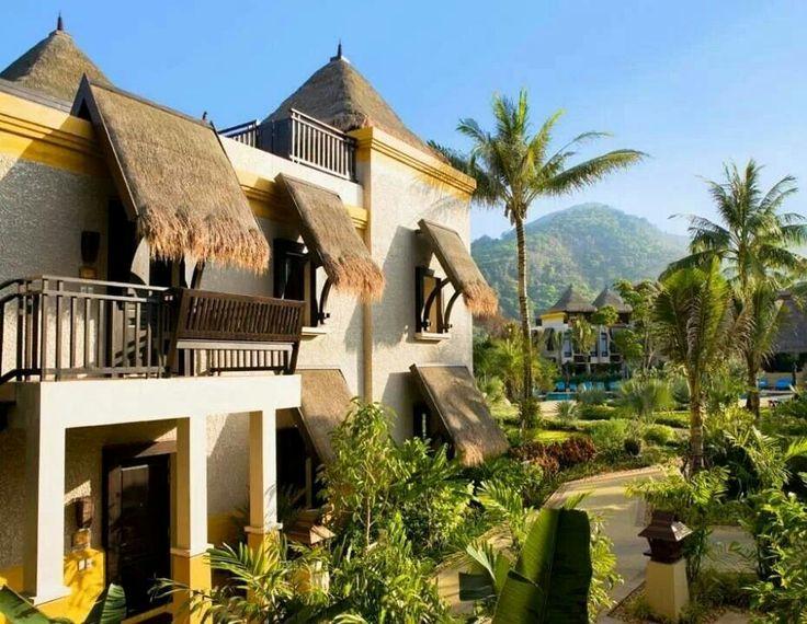 Mövenpick Resort & Spa Karon Beach 5* Premium #wille w ogrodzie. #Luksusowe #wakacje z www.BonVoyage.pl