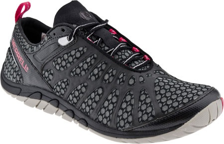 Merrell Crush Glove in Black from PlanetShoes.com