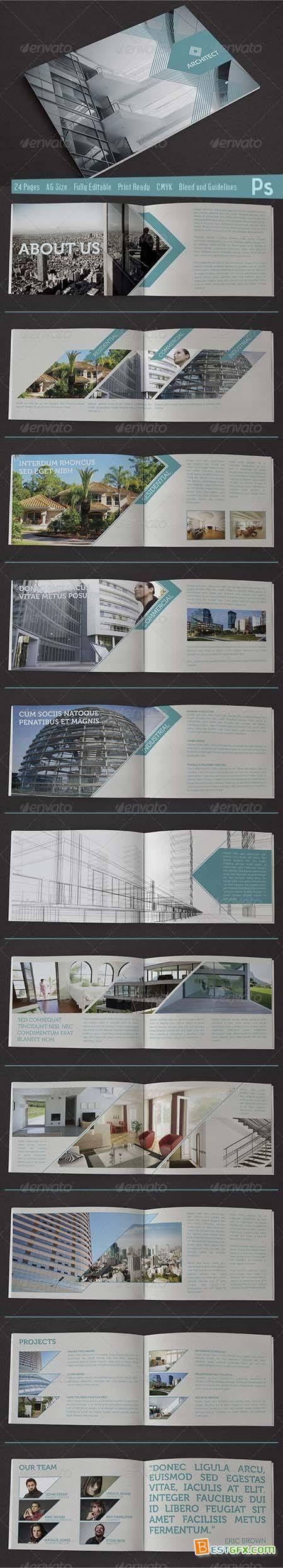 25 Best Brochure Design Templates | 56pixels.com