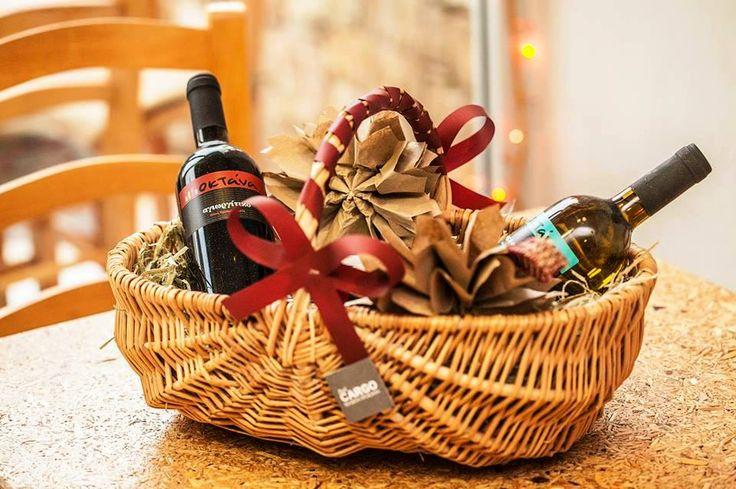Προτάσεις για καλάθια δώρα γεμάτα καλούδια!