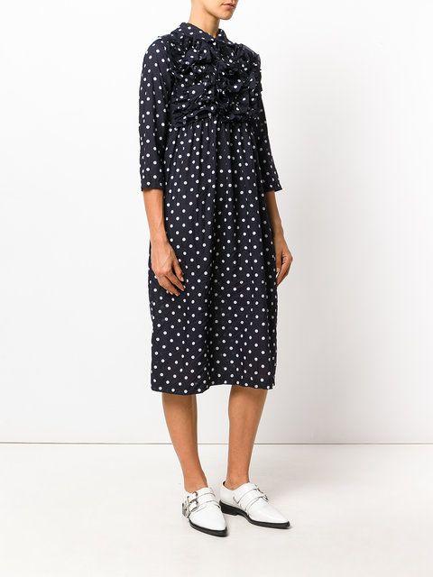 Comme Des Garçons Girl polka dot dress