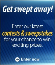 Enter our latest contests & sweepstakes