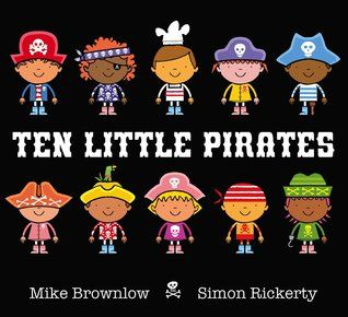 Ten Little Pirates and all things Piratey at Hoo's Kids Book Fest