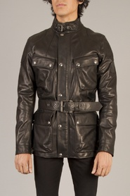 Belstaff Leather Preston Jacket