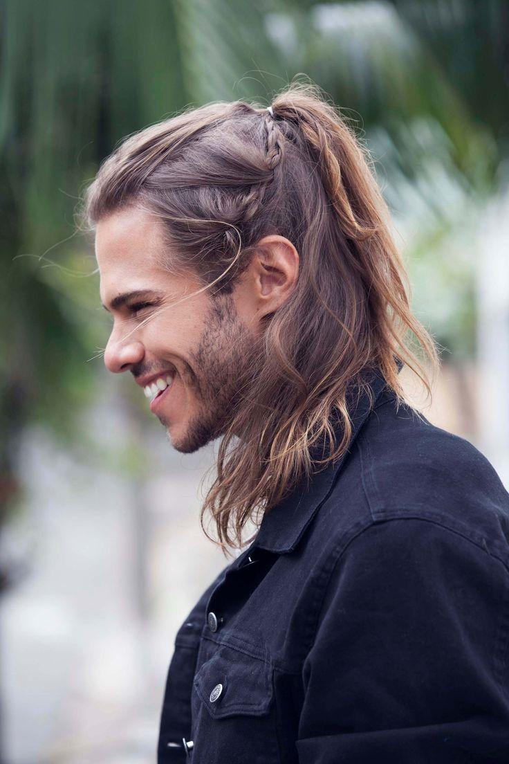 best men hair style images on pinterest hairstyles mens braids