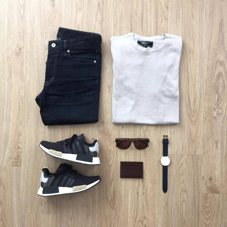 "104 Likes, 5 Comments - CAPSULE WARDROBE (@capsulewardrobemen) on Instagram: ""Perfect Evening Outfit. Follow @capsulewardrobemen for more. . . . #mensfashion #outfitgrid…"""
