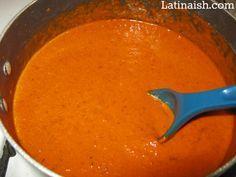 Mexican Salsa Roja | Latinaish