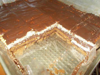 Kulinarne delicje: Ciasto kukułka na herbatnikach