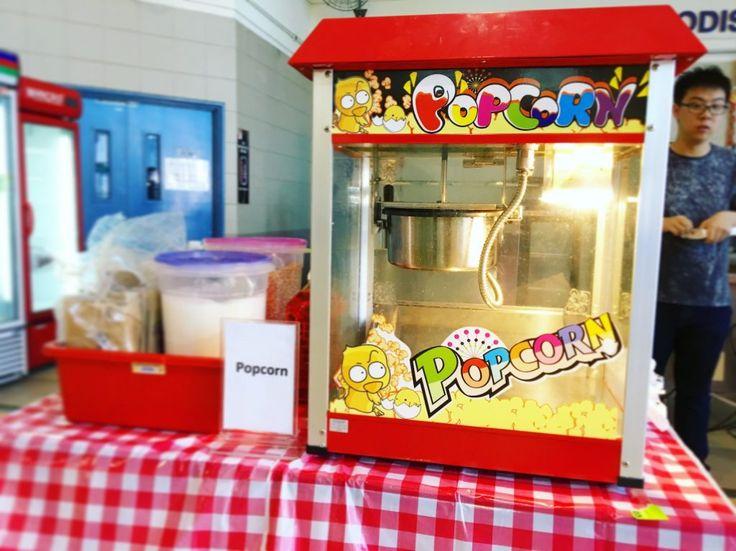 Carnival Snacks Stalls Rental